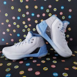 Under Armour Curry 3 Round Toe